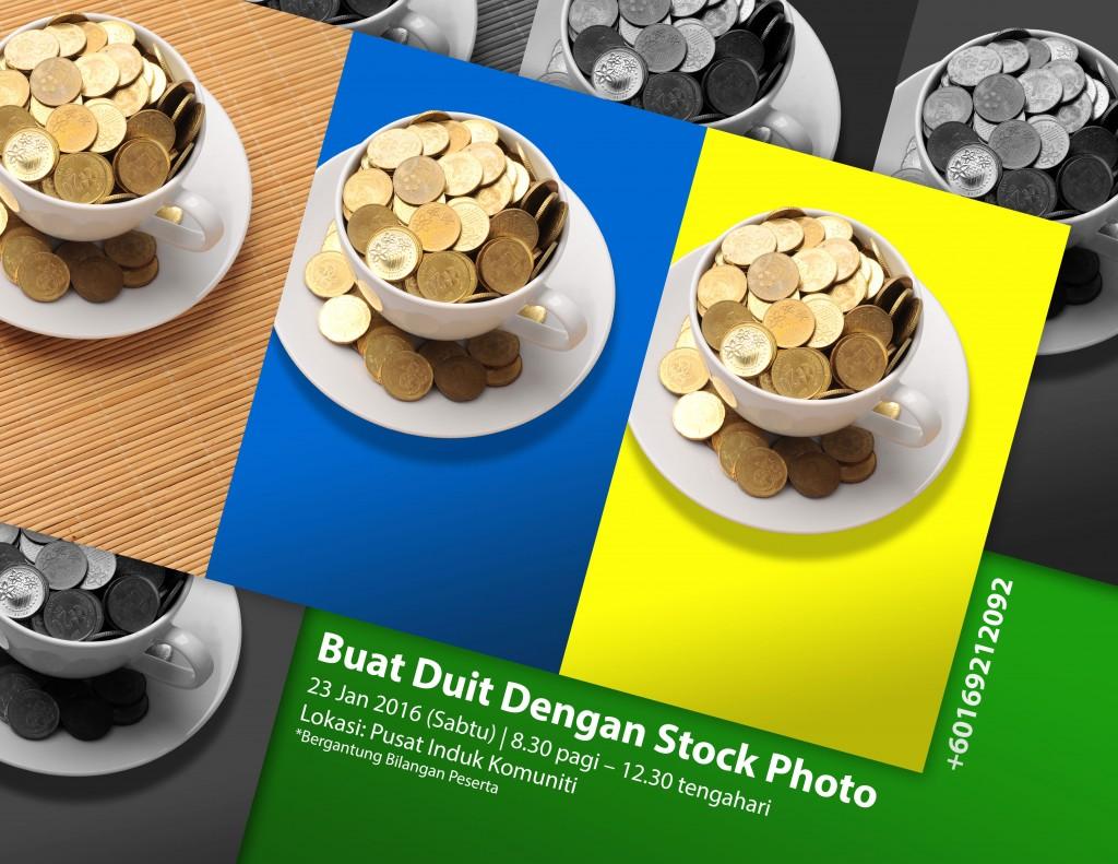 Bengkel Buat Duit Dengan Stock Photo